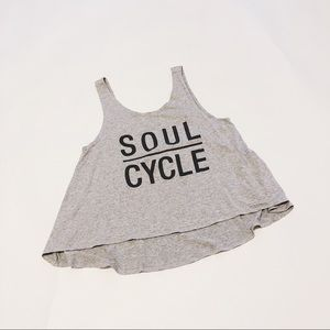 Soulcycle | Grey Tank